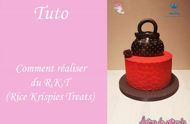 Recette rice krispies treats RKT tuto video cake design