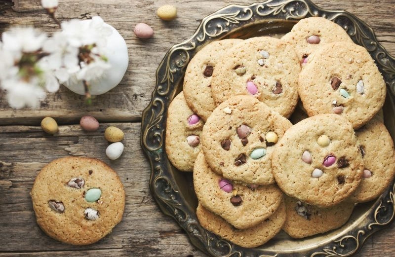 recette-cookies-oeufs-paques-chocolat-moelleux